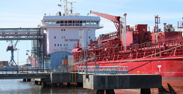 Kolme satamaa saa EU-rahoitusta