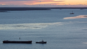 VTS-keskukset valvovat meriliikenteen pelisääntöjä