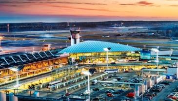 Helsinki-Vantaa on Pohjolan nopeimmin kasvava pääkenttä