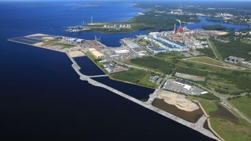 Oulun Oritkariin tulossa iso logistiikkakeskus