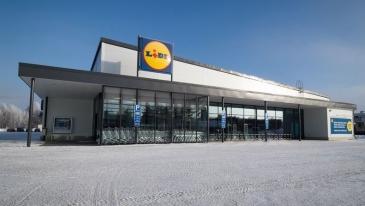 Lidl Suomi hiilineutraaliksi vuoteen 2025