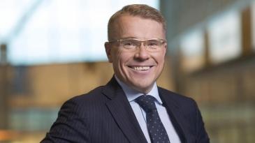 Joni Sundelin saa vastuulleen Helsinki-Vantaan jätti-investoinnit