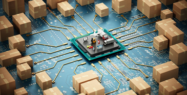 Kaukokiito luottaa logistiikassa teknologiaan