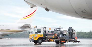 Neste ja Shell sopivat lentopolttoaineesta