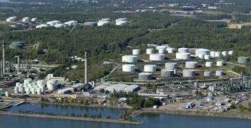 Neste sulkee Naantalin öljyjalostamon