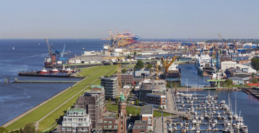 Nesteen laivapolttoaine myyntiin Saksassa