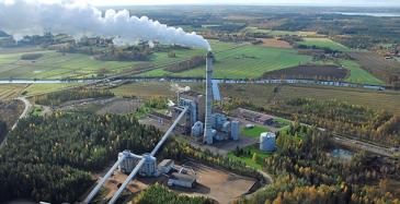 Nordfuel rakentaa 300 miljoonan biojalostamon