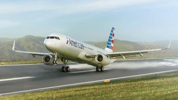 Neste ja American Airlines yhteistyöhön