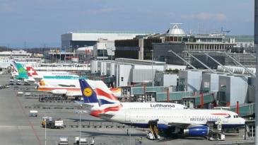 Nesteen biodieselavaus Geneven lentokentällä