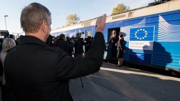Suurten liikennehankkeiden EU-rahat uhattuna
