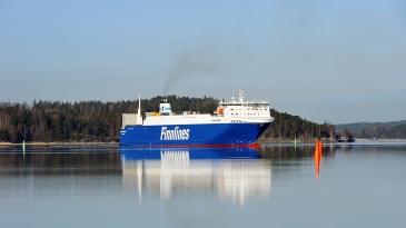 Suomen malli kiinnostaa Tanskan satamia