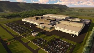 Nokian Renkaiden Amerikan-tehtaan rakentaminen alkaa
