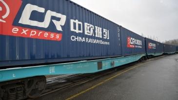 Nurminen Logistics mukaan Kiinan kokojunakuljetuksiin