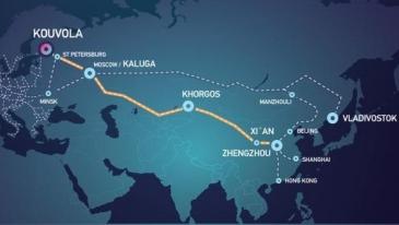 Konttijunaliikenne Kouvolasta Xianiin käynnistyy marraskuussa