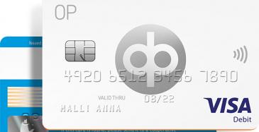 OP pilotoi biometristä maksukorttia ensi vuonna