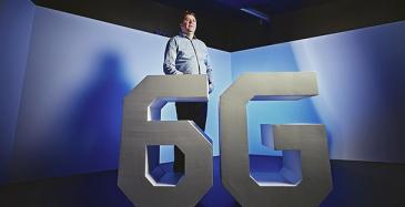 Latva-aho pelkää Kiinan etumatkaa 6G:ssä