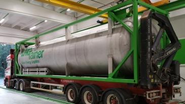 LNGTainer aloittaa LNG-kuljetussäiliöiden valmistuksen Suomessa