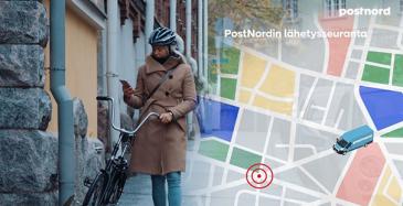 PostNord uudistaa verkkokauppatoimituksia