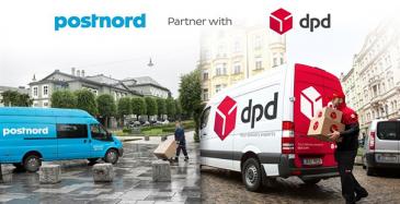 DPDgroup ja PostNord tiivistävät yhteistyötään