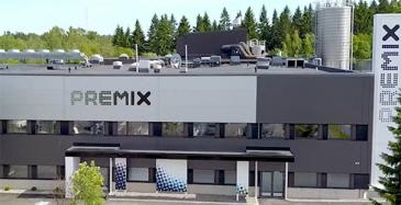 Premix investoi Rajamäen tehtaaseen
