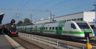 Railgate Finland perustetaan Kouvolaan