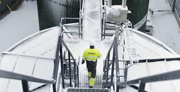 Gasumille Ruotsiin kaksi biokaasulaitosta