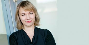 Saara Reinimäki johtaa LVM:n automaatioyksikköä