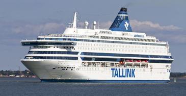 Tallink paransi viime vuonna