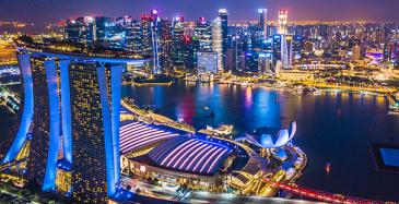 Tallinkille tytäryhtiö Singaporeen