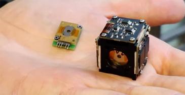 Smart-HSI kehittää avaruuskameroita