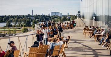Helsinki on Pohjolan kongressiykkönen