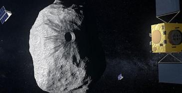 Suomi asteroidien satelliittitutkimukseen