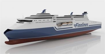 Finnlinesille kaksi uutta ropax-alusta