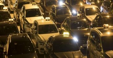 Taksiliitto suivaantui liikenneministeriölle