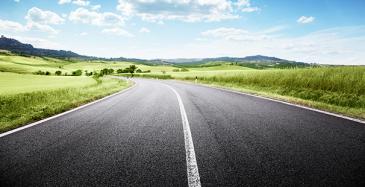 SKAL asfaltoisi 4 000 km vuosittain