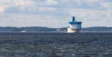 Silja Line kuljettaa rahtia aluksillaan