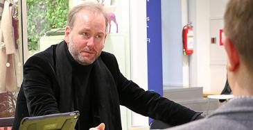 Fraunhofer IPK:n professori Michael Rethmeier.