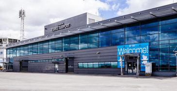 Turku on vuoden lentoasema