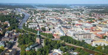 Turku avaa tänään raitiotiehankettaan
