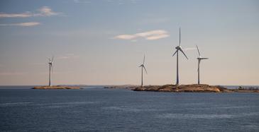 Orkla tuulisähköön Ahvenanmaalla