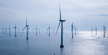 Tuulivoiman hinta laskee Britanniassa