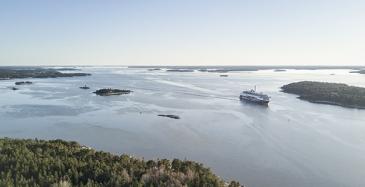 Viking Linen rahtikuljetuksilla ollut kova kysyntä