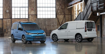 Volkswagen ja Ford yhteistyöhön