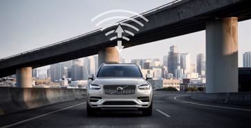 Volvo ja China Unicom vievät 5G:tä autoihin