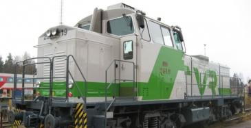 VR:llä on käytössään mm. Dv12-dieselvetureita, joiden moottoreiden kunnostamisesta Wärtsilä ottaa vastuun.