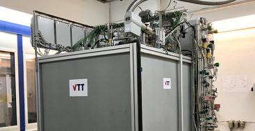 VTT:n polttokenno nostaa vedyn hyötysuhdetta