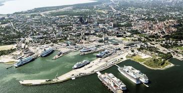 YIT tekee Tallinnan satamaterminaalin