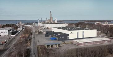 Wärtsilälle Vaasaan logistiikkakeskus