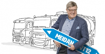 Liikenneneuvos, Kiitosimeon Oy:n perustaja ja yrittäjä Juha Lehtinen