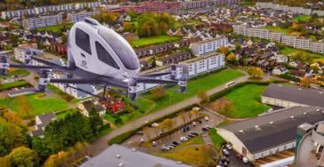 HYKS testaa droneja ensihoidossa